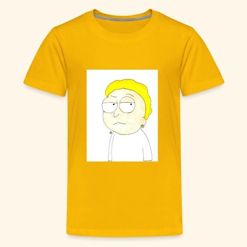 MORTY MATHERS - Kids' Premium T-Shirt