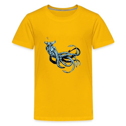 Sea Emperor Transparent - Kids' Premium T-Shirt