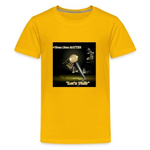 Teens matter - Kids' Premium T-Shirt