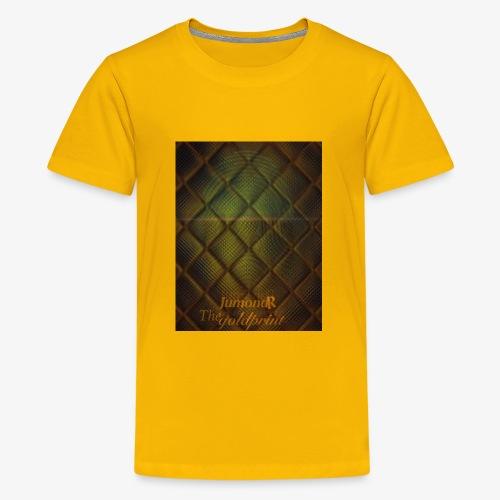 JumondR The goldprint - Kids' Premium T-Shirt