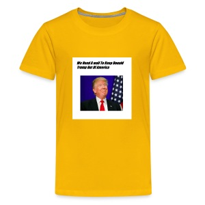 Only For Donald Trump Haters - Kids' Premium T-Shirt