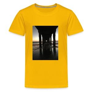 Manhattan Beach, Ca. - Kids' Premium T-Shirt