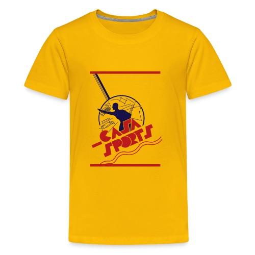 CASA Sports - Kids' Premium T-Shirt