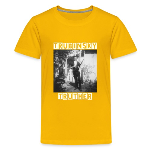 Trubinsky Truther - Kids' Premium T-Shirt