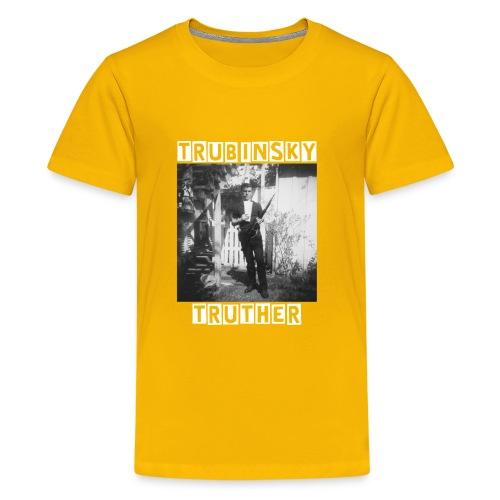 Trubinsky Truther - Kids' Premium T-Shirt
