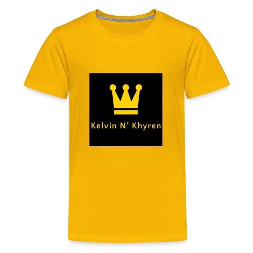 Classic Crown - Kids' Premium T-Shirt
