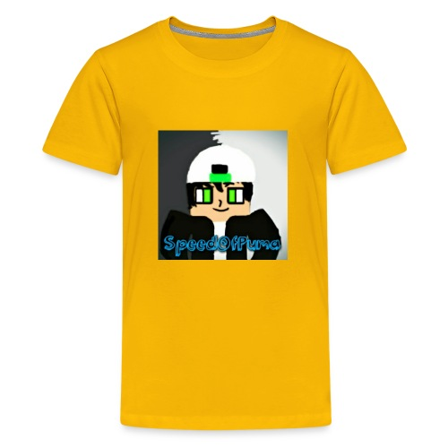 SpeedofPuma - Kids' Premium T-Shirt