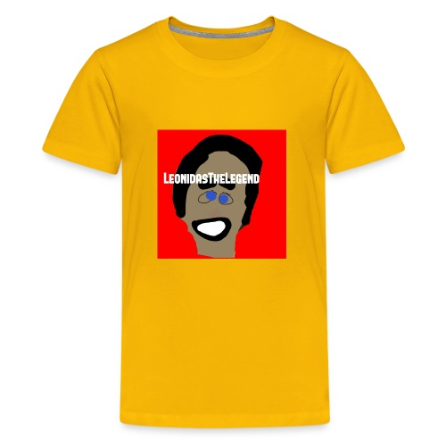 LeonidasTheLegend - Kids' Premium T-Shirt