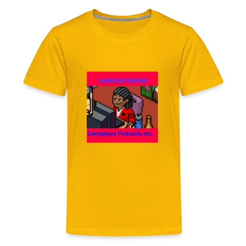 The firts Dandier Rhino Merchandise - Kids' Premium T-Shirt