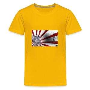 Japanese Samurai - Kids' Premium T-Shirt