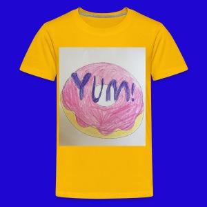 Yum! - Kids' Premium T-Shirt