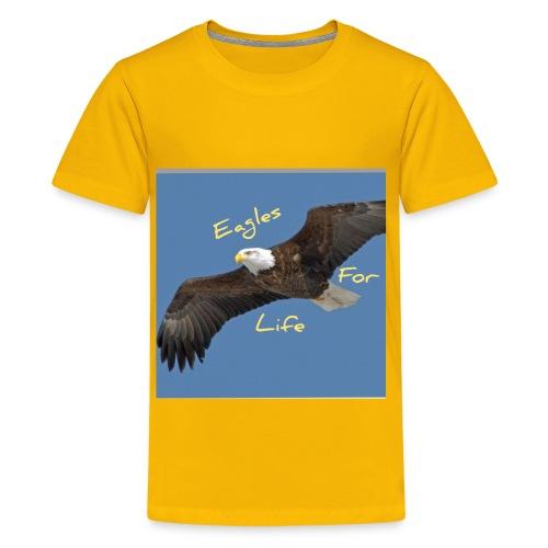 Eagle merch - Kids' Premium T-Shirt