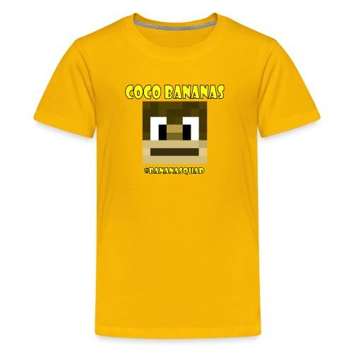 Coco Bananas - Kids' Premium T-Shirt