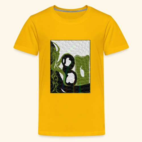 Woman - Kids' Premium T-Shirt