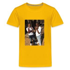 125ACE12 E5C2 4166 A066 F5DB8905BED6 - Kids' Premium T-Shirt