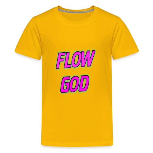 Flow God - Kids' Premium T-Shirt