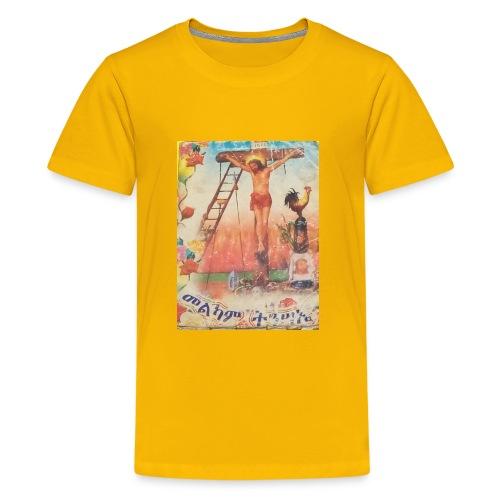 IMG 20180403 161646 EASTER !!EASTER - Kids' Premium T-Shirt
