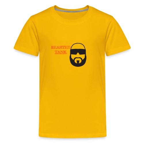 Beasted Tank - Kids' Premium T-Shirt