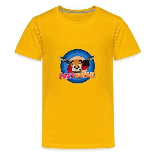 Flying | Rings - Kids' Premium T-Shirt