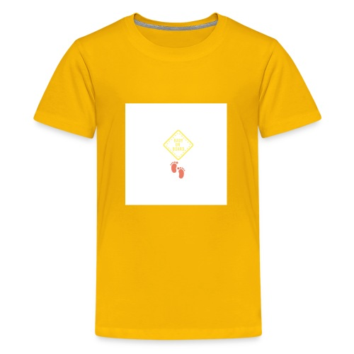 Baby on board - Kids' Premium T-Shirt
