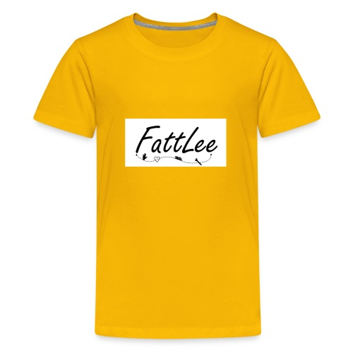 FattLee Temp - Kids' Premium T-Shirt