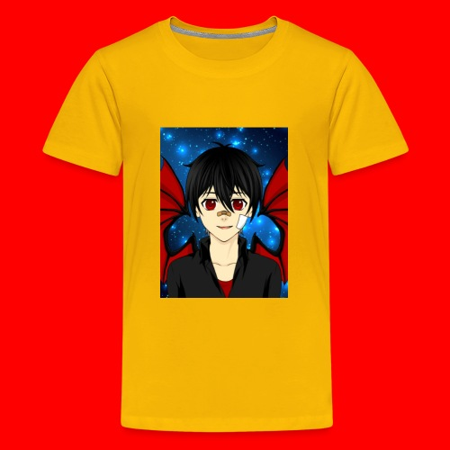 vampire boy kryotic - Kids' Premium T-Shirt