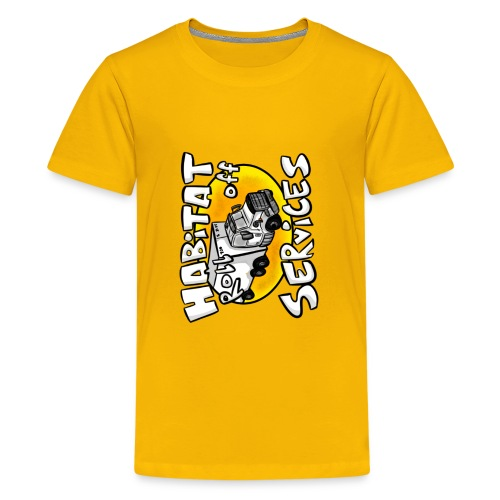 Habitat rolloff - Kids' Premium T-Shirt