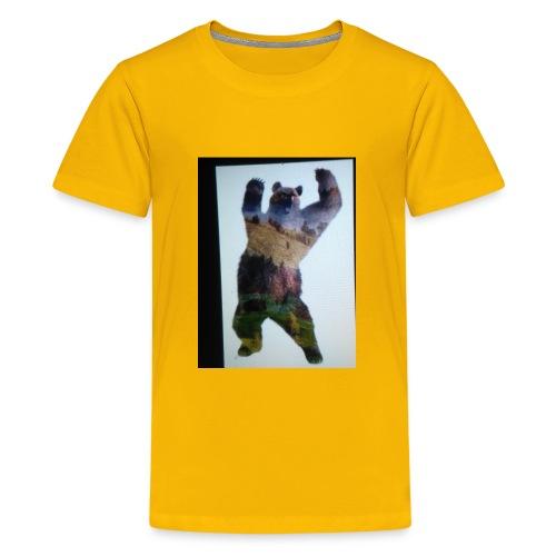 Lucky bear - Kids' Premium T-Shirt