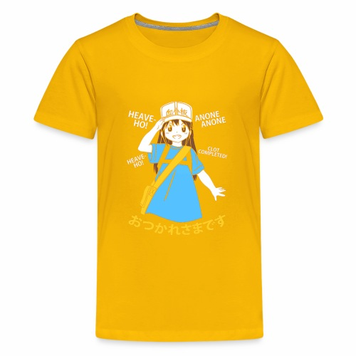 Platelet Chan - Hataraku Saibou - Kids' Premium T-Shirt