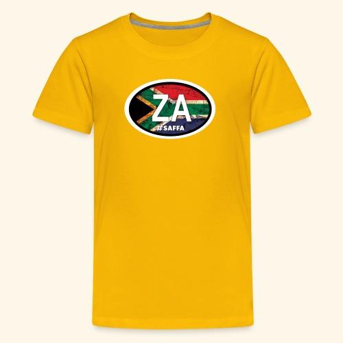 ZA#saffa - Kids' Premium T-Shirt