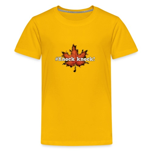 fall - Kids' Premium T-Shirt