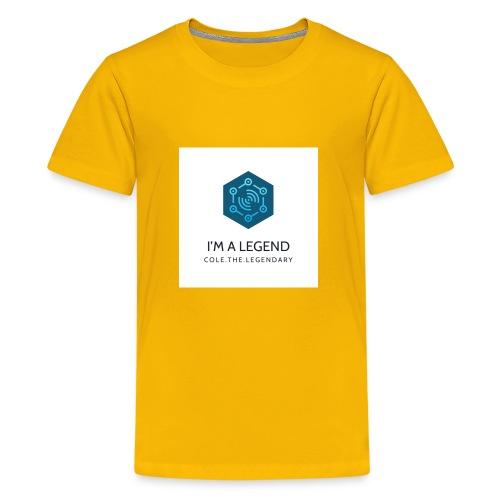 I'm a legend - Kids' Premium T-Shirt
