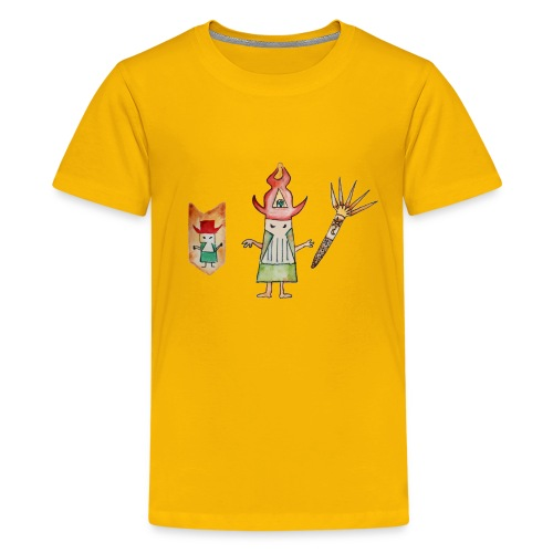 spirit wizard - Kids' Premium T-Shirt
