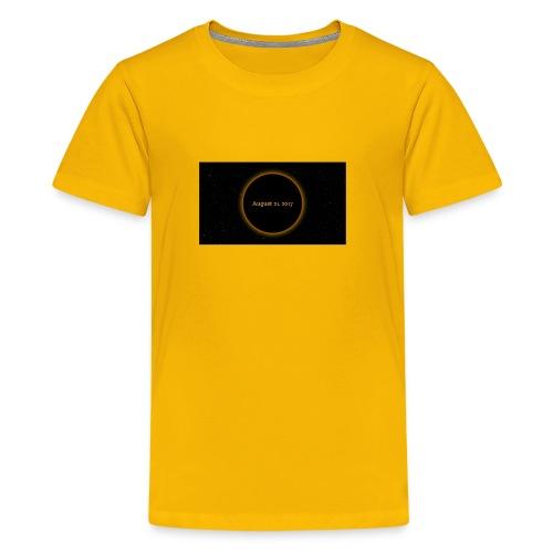 Solar Eclipse - Kids' Premium T-Shirt