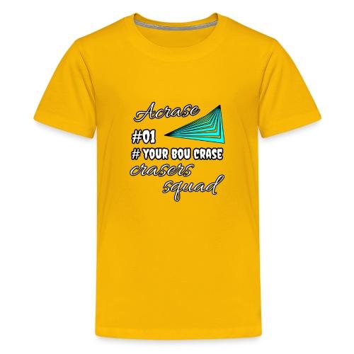 Acrase signature - Kids' Premium T-Shirt