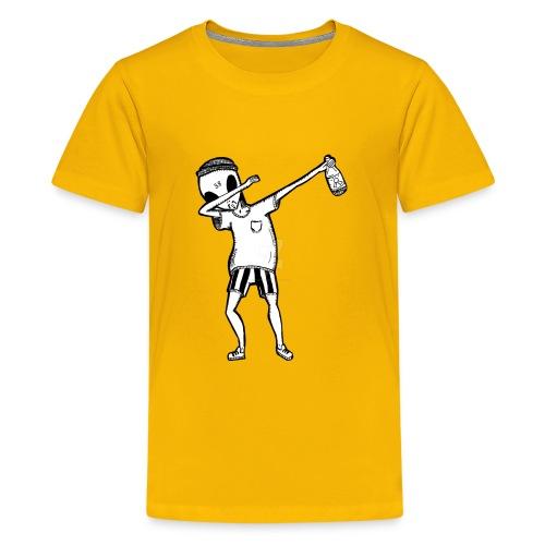 Alien Dab - Kids' Premium T-Shirt