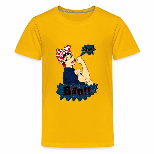 you can do it - Kids' Premium T-Shirt