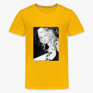 60's Babe - Kids' Premium T-Shirt