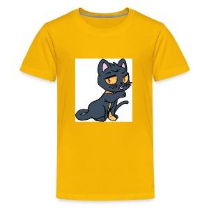 Kieran_Cat_Test - Kids' Premium T-Shirt