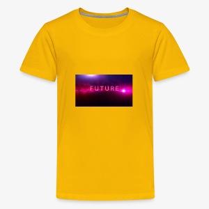 The future begins - Kids' Premium T-Shirt
