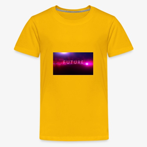 The future begins - Kids' Premium T-Shirt