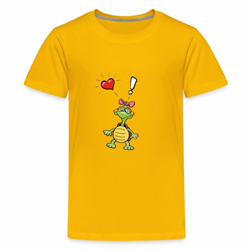 Tiny Turtle - Kids' Premium T-Shirt