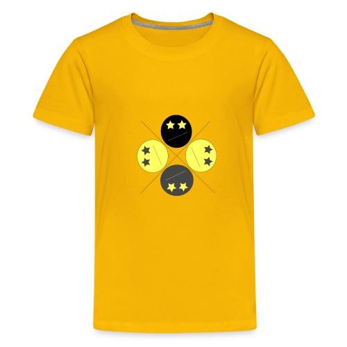 PolyFlection - Kids' Premium T-Shirt