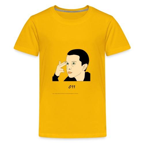 Eleven - Kids' Premium T-Shirt