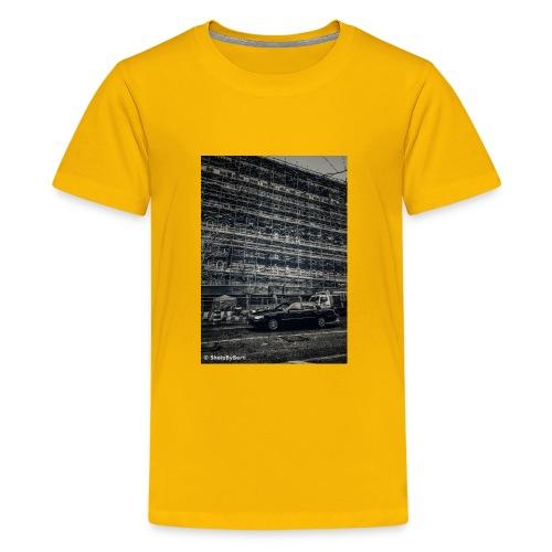 NYC Street 2 - Kids' Premium T-Shirt