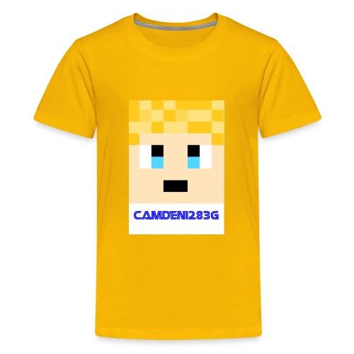 Camden1283G - Kids' Premium T-Shirt
