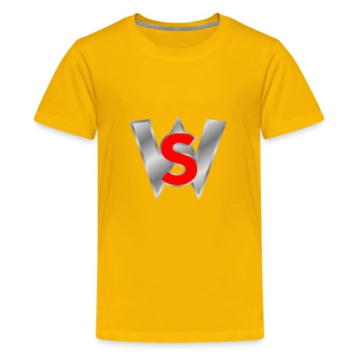 Shahmar woleslagle merch - Kids' Premium T-Shirt