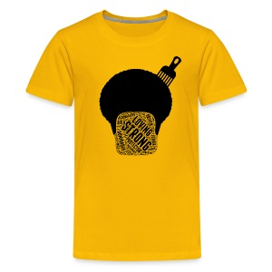 I Am Afro - Kids' Premium T-Shirt