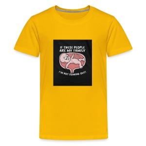 Funny baby - Kids' Premium T-Shirt