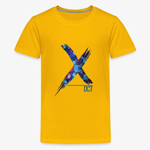 Official DCT X Design - Kids' Premium T-Shirt
